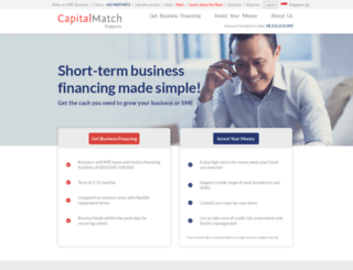 capital-match.com screenshot