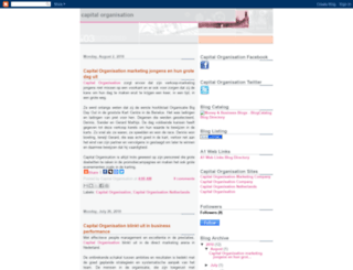 capital-organisation.blogspot.com screenshot