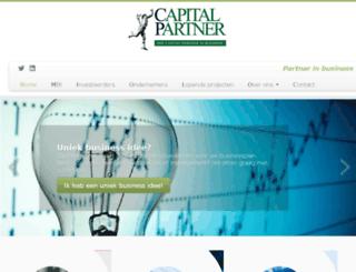 capital-partner.nl screenshot