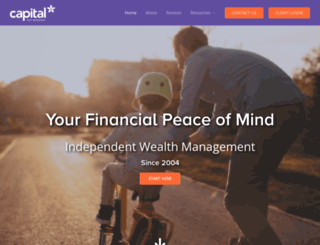 capital.co.uk screenshot