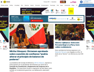 capital.com.pe screenshot