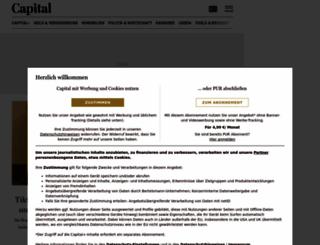 capital.de screenshot