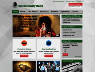 capitalbankstpaul.com screenshot