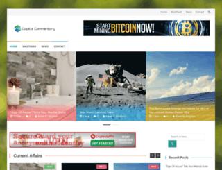 capitalcommentary.org screenshot