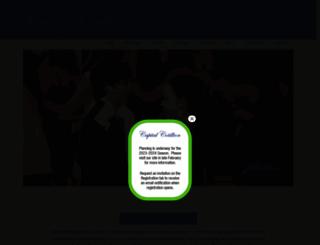 capitalcotillion.com screenshot