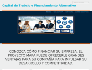 capitaldetrabajo.cr screenshot