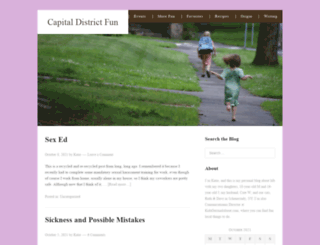 capitaldistrictfun.com screenshot