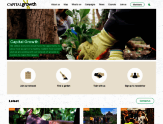 capitalgrowth.org screenshot