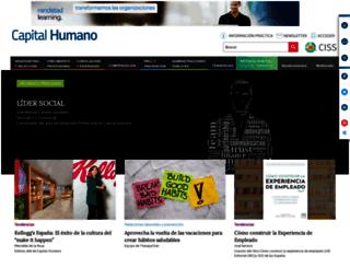 capitalhumano.wke.es screenshot