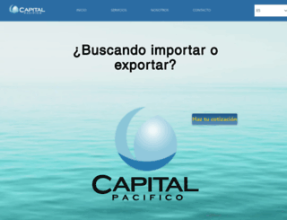 capitalpacifico.com screenshot
