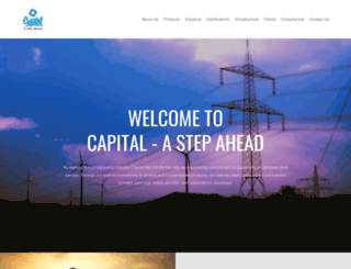 capitalpowers.com screenshot