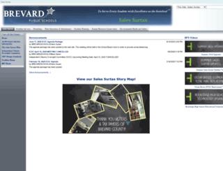 capitalprojects.brevardschools.org screenshot