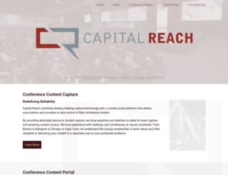 capitalreach.com screenshot