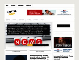 capitalsoup.com screenshot