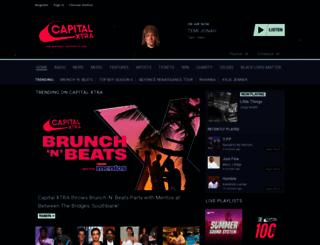 capitalxtra.com screenshot