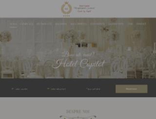 capitol-hotel.ro screenshot