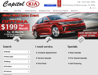 capitolkia.calls.net screenshot