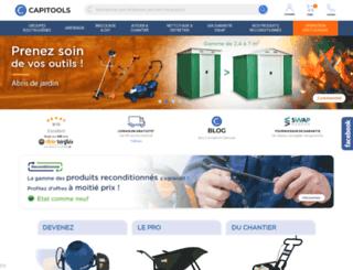 capitools.com screenshot