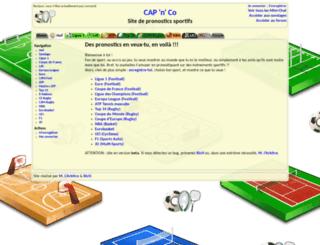 capnco.fr screenshot