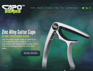 caposeries.com screenshot