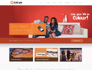 capplc.com screenshot
