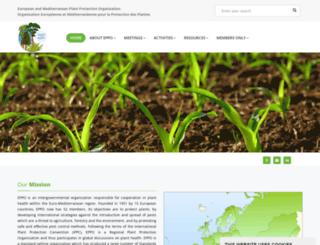 capra.eppo.org screenshot