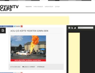 caps.oyuntv.org screenshot