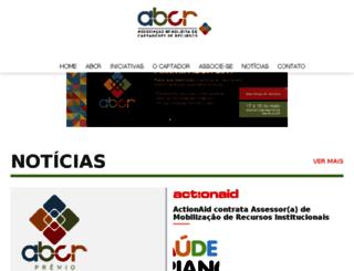 captacao.org screenshot