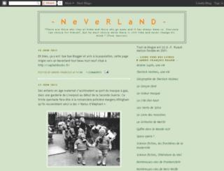 captainbooks.blogspot.com screenshot