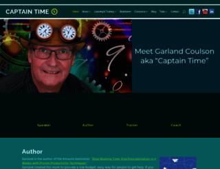 captaintime.com screenshot