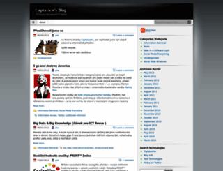 captaview.wordpress.com screenshot