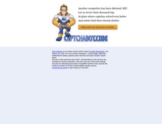captchabot.com screenshot