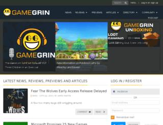 caption.gamegrin.com screenshot
