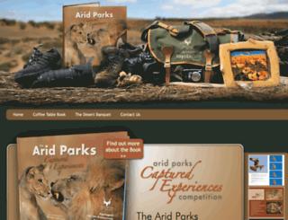 capturedexperiences.com screenshot