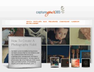 captureyour365.com screenshot