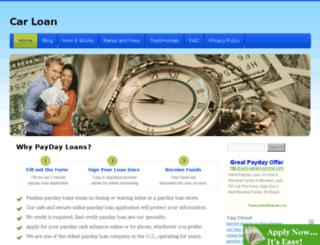 car--loan.org screenshot