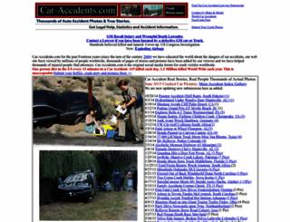 car-accidents.com screenshot