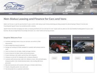 car-leasing-uk.org.uk screenshot