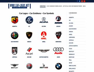 car-logos.net screenshot