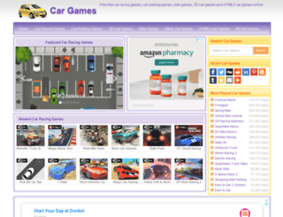 car-racinggames.com screenshot