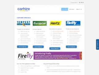 car-rental.co.za screenshot