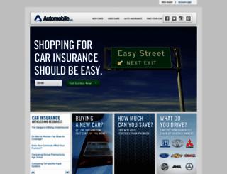 car-reviews.automobile.com screenshot