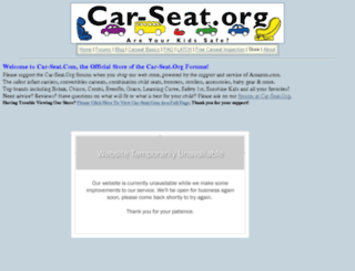 car-seat.com screenshot