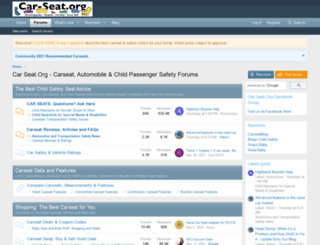 car-seat.org screenshot