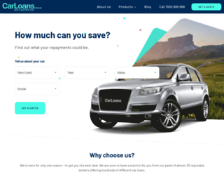 car4me.com.au screenshot