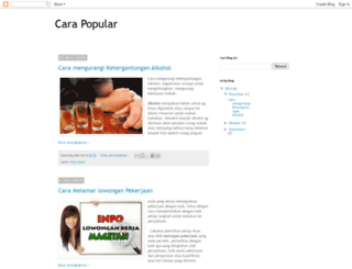 cara-popular.blogspot.com screenshot