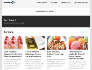 cara86.com screenshot