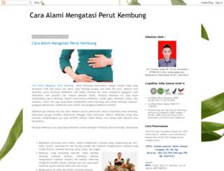 caraalamimengatasiperutkembung.blogspot.com screenshot