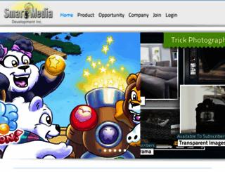 caralucey.smartmediatechnologies.com screenshot