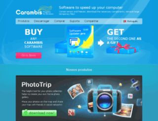 carambis.com.pt screenshot